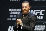 """C.McGregoras paaiškino sprendimą trauktis ir apkaltino UFC: """"Jie mėto mane svorio kategorijomis žemyn ir aukštyn, siūlydami kvailas kovas"""""""