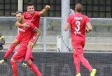 """""""Serie A"""": triuškinanti """"Fiorentina"""" pergalė ir pirmieji """"Atalanta"""" taškai"""