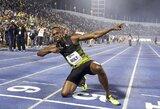 Paskutinis karjeros pasirodymas Jamaikoje: su U.Boltu atsisveikino 35 tūkst. sirgalių