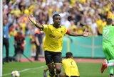 """Neįtikėtinas debiutas: 14-metis """"Borussia"""" talentas U-19 rungtynėse pelnė 6 įvarčius"""