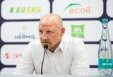 """""""Riterių"""" atstovai apie UEFA Europos lygos burtus: """"Mūsų tikslas – kitas etapas"""""""