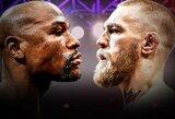 UFC prezidentas atskleidė, kiek F.Mayweatherio ir C.McGregoro kovos transliacijos pardavimų tikisi ir kokia bus to kaina