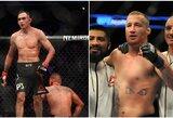T.Fergusonas ar J.Gaethje? UFC žvaigždės pateikė savo prognozes