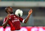 """C.Seedorfas taip pat paliks """"Milan"""" gretas, tačiau neketina baigti karjeros"""