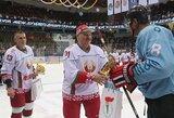 A.Lukašenka padėjo Baltarusijos rinktinei laimėti tarptautinį turnyrą