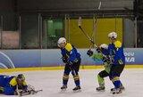 Kėdainių LRK atvirajame Lietuvos ledo ritulio čempionate šventė įspūdingą pergalę