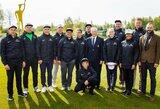 Lietuvos ir Lenkijos golfo rinktinių mače triumfavo svečių komanda