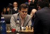 M.Carlsenas pakomentavo kontraversišką savo sprendimą, G.Kasparovas sukritikavo norvegą
