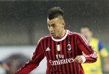 """""""Milan"""" nusipirko visas teises į S.El Shaarawy"""