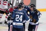 Svajonių savaitę Suomijos ledo ritulio rinktinė užbaigė pergale prieš kanadiečius
