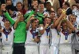 Finale kraują lieję vokiečiai – pasaulio čempionai!