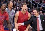 """Clippers"" pasiekė rekordinę pergalę"