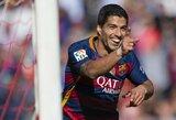 """L.Suarezas nukonkuravo C.Ronaldo ir laimėjo """"Auksinį batelį"""""""