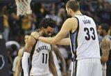 Keturios NBA komandos, kurios kitą sezoną žengs žingsnį atgal