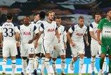 """7 įvarčius varžovams atseikėjęs """"Tottenham"""" iškovojo kelialapį į Europos lygą"""