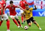 """E.Hazardas """"įstojo"""" į elitinį pasaulio čempionatų kamuolio """"burtininkų"""" klubą"""