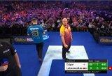 """Prestižiniame """"UK Open"""" turnyre D.Labanauskas neįveikė pirmojo rato"""