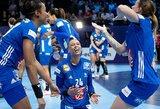 Danijoje startuoja Europos moterų rankinio čempionatas
