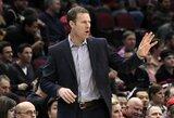 """Po prasto sezono starto """"Bulls"""" atleido vyriausiąjį trenerį"""