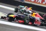 """S.Vettelio kelias link 2012 metų """"Formulės 1"""" čempiono titulo (Nr.2)"""