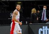 Ant bangos: CSKA laimėjo septintą kartą iš eilės