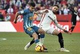 """""""Sevilla"""" ir """"Atletico"""" komandos išsiskyrė taikiai"""
