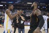 Kas tapo geriausiu 2017 metų NBA žaidėju?