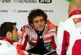 V.Rossi tikslas Prancūzijos motociklų GP lenktynėse - pirmasis šešetukas