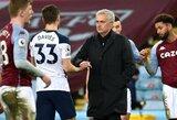 """J.Mourinho apie šiuolaikinį futbolą: """"Egoizmas ir asmeniniai interesai"""""""