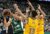 """""""Žalgirio"""" namų arenos užkeikimas tęsiasi: pralaimėta """"Khimki"""" komandai"""