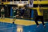 Antrajame Lietuvos rankinio lygos finalo mače laukiama žūtbūtinės kovos