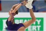 Europos dailiojo čiuožimo čempionatą užbaigė visiškas rusių dominavimas