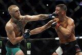 Abejonių lieka vis mažiau: revanšinė C.McGregoro ir N.Diazo kova – populiariausia MMA istorijoje