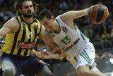 L.Kleizos klubas atsidūrė per žingsnį nuo Turkijos čempiono titulo