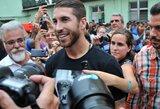 """""""Real"""" pateikė naujo kontrakto pasiūlymą S.Ramosui"""