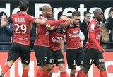 """Prancūzijos """"Ligue 1"""": pergalę iškovoję """"Guingamp"""" vejasi lyderių penketą"""