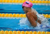 J.Jefimova Italijoje pagerino dešimtmetį gyvavusį rekordą