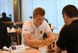 Lenkijos šachmatų lygoje – solidus P.Pultinevičiaus pasirodymas