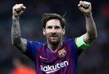 Moksliniai tyrimai: L.Messi dukart geresnis už C.Ronaldo