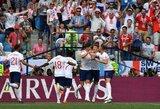 Fantastiškai puolusi Anglija užsitikrino vietą atkrintamosiose