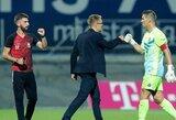 """""""Gorica"""" žengė į Kroatijos taurės aštuntfinalį"""