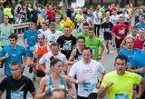 Vilniaus maratone triumfavo etiopas