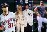 Koronaviruso smūgis MLB milijonieriams: penki žaidėjai prarado daugiau nei 100 mln. JAV dolerių