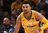 """""""Lakers"""" supykdė nepagarbus J.Murray elgesys prieš L.Ballą"""