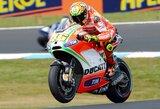 V.Rossi paskutinėje Australijos motociklų GP bandymų sesijoje tikisi progreso