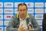 """""""Astana"""" treneris: """"Tai buvo beprotiškas mačas, bet mes nusipelnėme laimėti"""""""