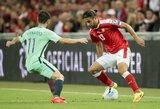 """R.Rodriguezas atmetė """"Arsenal"""" ir PSG pasiūlymus, nes nori žaisti Italijoje"""