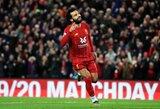 """M.Zidanas: """"Niekada nesakiau, kad esu geresnis už M.Salah"""""""