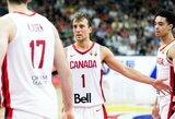 """A.Sireika apie artimiausias rungtynes: """"Kanada nebus rimta varžovė"""""""
