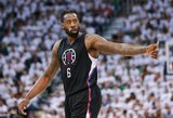 """Sutartį nutraukti ketinantis D.Jordanas nori likti """"Clippers"""" gretose"""